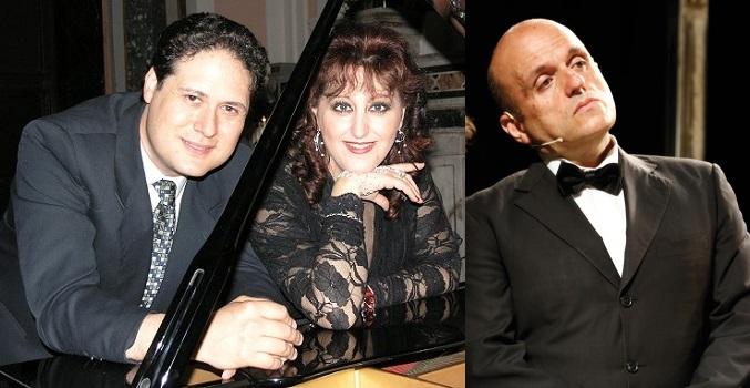 Terrace concert - Neapolitan serenades and arias