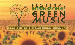Festival Internazionale Green Music - carpet