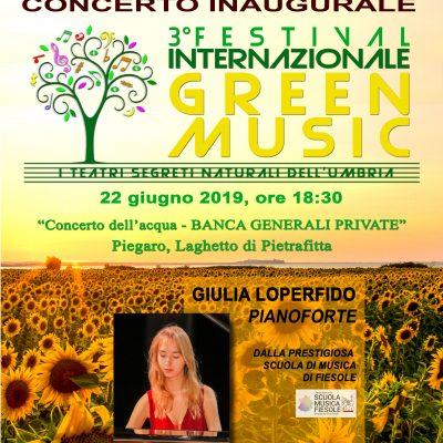 Giulia Loperfido – piano