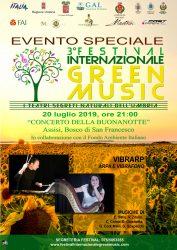2019-07-20 Concerto della buona notte - Bosco di S.Francesco, Assisi
