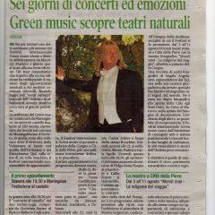 29/7/2019 – Corriere dell'Umbria