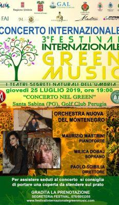 25/7/2019 Concerto nel Green – Orchestra Nuova del Montenegro