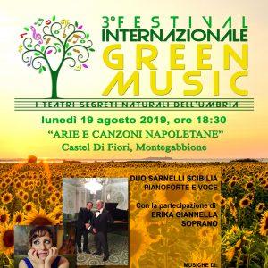 Sarnelli Scibilia duo – voice, piano